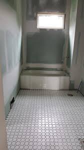 Easy Flooring Ideas Bathroom Bathroom Floor Installation Warm Feel Bathroom Flooring