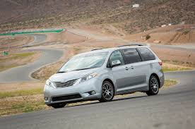 nissan sienna 2017 toyota sienna r tuned concept first drive review