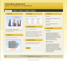 free dashboard templates best business template