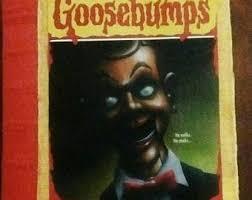 printable goosebumps bookmarks goosebumps etsy