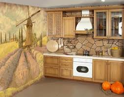 kitchen wallpapers background 38 fitting photo wallpapers in the interior decor around the world