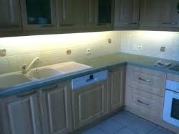 eclairage led plan de travail cuisine éclairage plan de travail cuisine led easyskins me