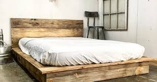 Bed Frame Styles 18 Platform Bed Frame In Different Style And Design Arkool