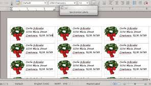 creating custom fancy address labels in libreoffice worldlabel