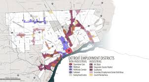 Dearborn Michigan Map by Detroit Works Project To Begin Revealing Urban Planning Drafts On