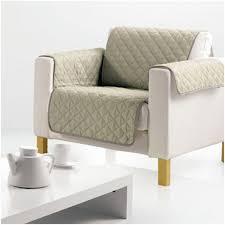 protege fauteuil canape protège fauteuil uni naturel les douces nuits de maé linge