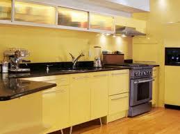 yellow kitchen design yellow painted kitchen designs useful creative advice