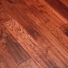 white oak cherry gum drop 3 4 x 3 5 8 scraped solid