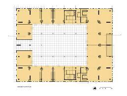nsmh designs lego like facade for gurallar business center