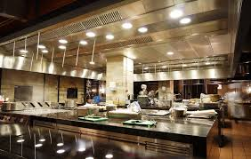 Commercial Kitchen Lighting 3 Major Differences In A Commercial And A Residential Kitchen