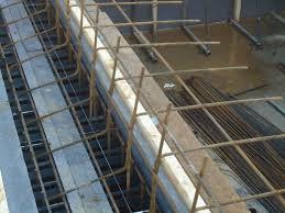 insulating concrete formwork icf basement block thermohouse uk