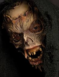 decayed halloween mask grim nation scary halloween mask