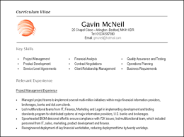 Resume Format Templates Resume Layout Templates Cbshow Co