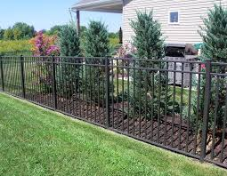 64 best aluminum fencing images on aluminum fence