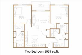 100 floor plan concept three bedroom apartment floor plan