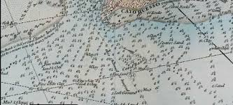 Nautical Maps 240 Year Old Nautical Maps Show Coral Loss Is Much Worse Than We