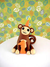 monkey cake topper monkey cake decorations ebay