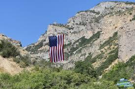 Guadalupe Flag Flag In Pleasant Grove Largest Flag Ever Flown Utah U0027s