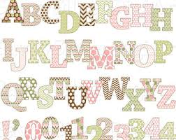 printable alphabet clipart 67