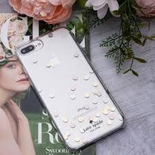 iphone 7 plus kate spade confetti dot case