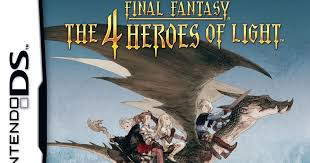 Final Fantasy The 4 Heroes Of Light Don U0027t Blame The Controller Final Fantasy The 4 Heroes Of Light