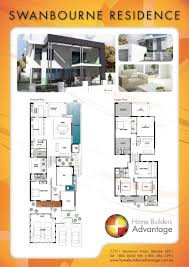 interesting front to back split house plans gallery best image