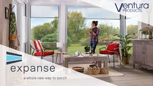 expanse retractable screen porch u0026 patio windows a whole new way