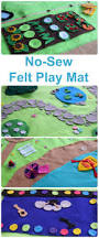 no sew littlest pet shop felt play mat pa country crafts