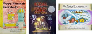 hanukkah book happy hanukkah some children s picture books cotsen