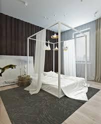 chambre lit baldaquin lit baldaquin pour une chambre de déco romantique moderne lit