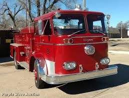 Kansas Vehicle Bill Of Sale by Seagrave Fire Truck Item Bu9911 Sold March 7 Government