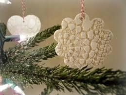 air clay ornaments polymer clay