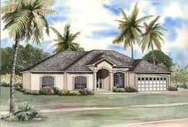 florida style house plans plan 12 462