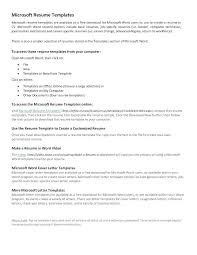 microsoft resume templates 2 free resume templates free resume templates for
