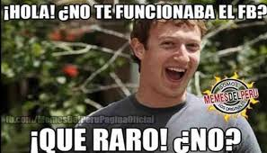 Memes Se - facebook crueles memes se burlan de su ca祗da a nivel mundial fb