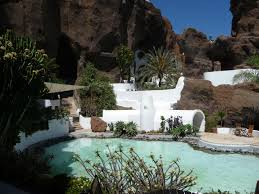 chambre d hote mont imar maison d omar sharif lanzarote canaries architecture