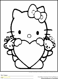 awesome kitty easter coloring pages freecoloringpages website
