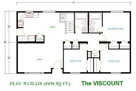 how big is 1000 square feet 1100 square foot house plan layout house layout pinterest