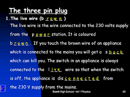 practical electricity ppt video online download