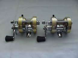 abu 2500c 1500c and 2500c chagne gold reel set abu ambassadeur classic