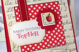 paperfections wsc107 teacher birthday