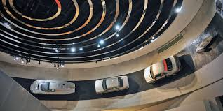 mercedes museum stuttgart interior in photos fifteen magical cars at the mercedes benz museum driving