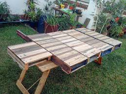 Pallet Garden Furniture Pallet Garden Furniture Creative Ideas For Chair And Bench