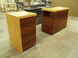 unique style tall nightstands bedside dresser furniture for
