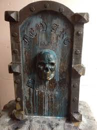 Spooky Halloween Prop Tutorials One Armed Grave Grabber Foam 109 Best Cemetery Props U0026 Sets Images On Pinterest Halloween