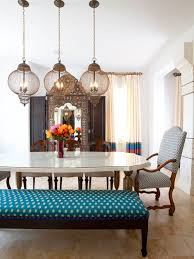 moroccan dining room houzz