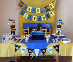 creative batman birthday decoration ideas home design wonderfull