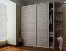 Wardrobe Closet Sliding Door Surprising Sliding Wooden Wardrobe Doors Contemporary Ideas