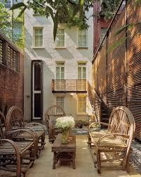 Nyc Backyard Ideas Greenwich Village Townhouse Modern Patio New York By