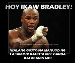Manny Pacquiao Meme - timothy bradley ranting manny pacquiao to get media s attention